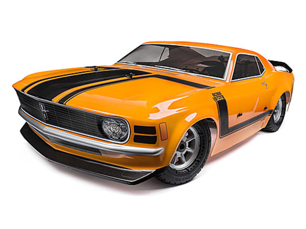 HPI Baja 5R RTR 1970 Ford Mustang 115123