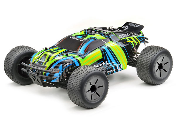 Absima AT3.4BL 4WD Brushless Truggy RTR 12243