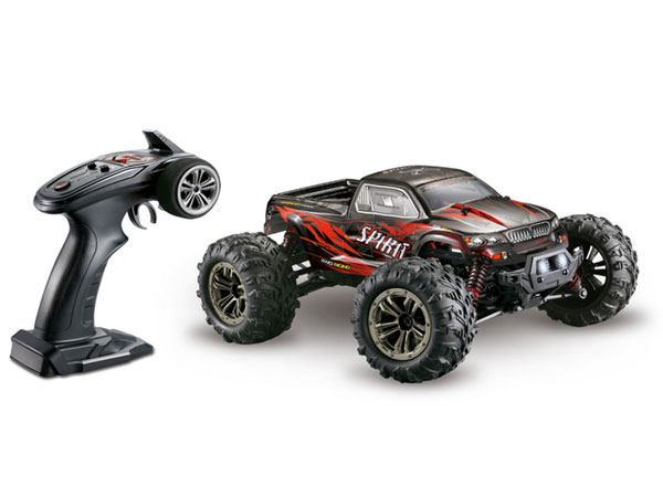 Absima Spirit 1/16 High Speed Monster Truck - Red 16001