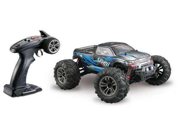 Absima Spirit 1/16 High Speed Monster Truck - Blue 16002