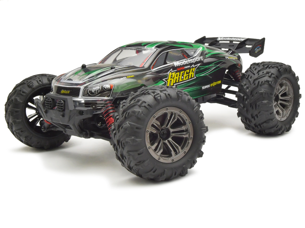 Absima Racer 1/16 High Speed Truggy - Green 16004