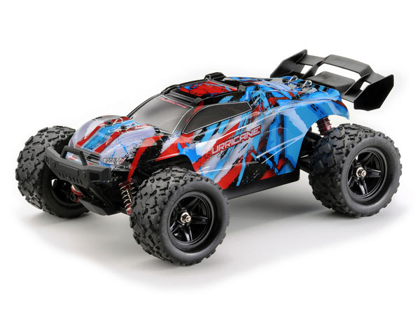Absima Hurricane 1:18 4WD High Speed Truggy 2.4GHz - Blue 18001