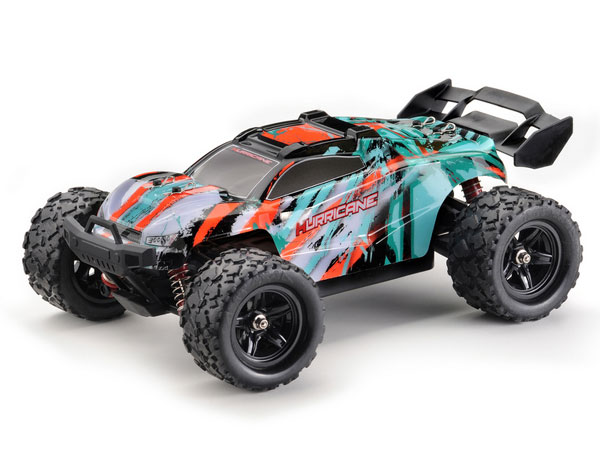 Absima Hurricane 1:18 4WD High Speed Truggy 2.4GHz - Green 18002