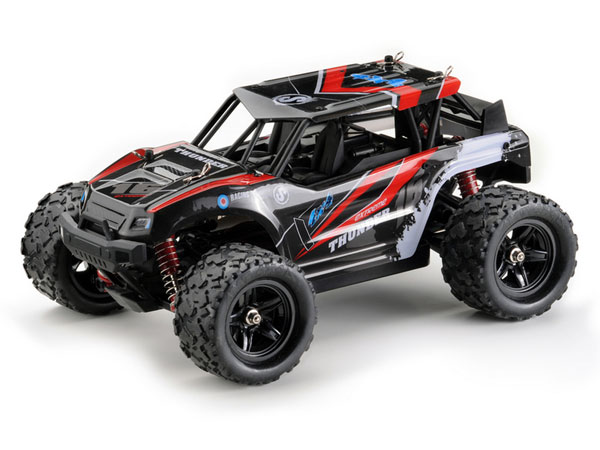 Absima Thunder 1:18 4WD High Speed Sand Buggy 2.4GHz - Red 18003