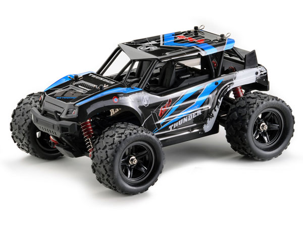Absima Thunder 1:18 4WD High Speed Sand Buggy 2.4GHz - Blue 18004