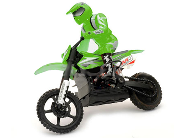 Anderson Racing M5 Motocross Bike (Green) ANM1204RTR