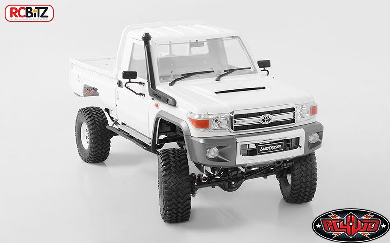 RC4WD ZBB0001 RC4WD TF2 LWB w/ Land Cruiser LC70 Body Set Bundle Z-BB0001