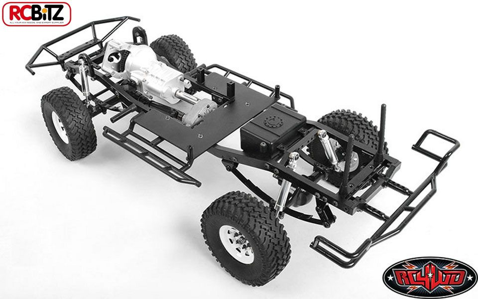 RC4WD ZK0054 Trail Finder 2 Truck Kit Z-K0054