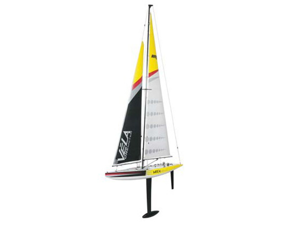 Aquacraft Vela One Meter Sailboat with TTX410 RTR AQUB0201