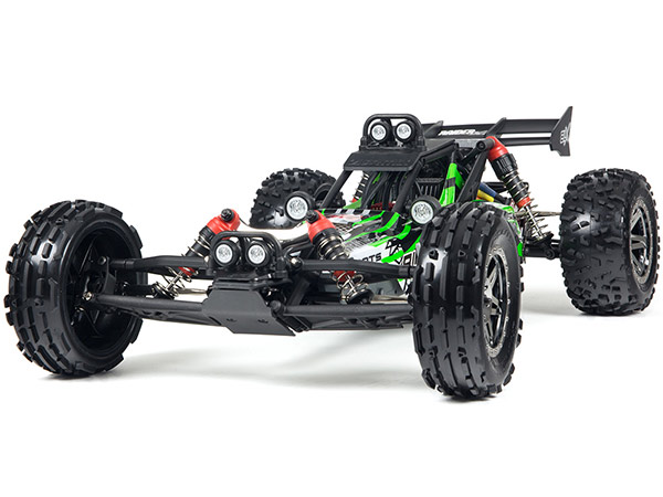 Arrma Raider XL 2wd BLX V2 Brushless Dune Buggy 1/8th RTR AR102662