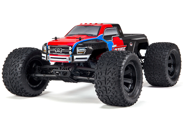 Arrma Granite Voltage Mega - Red/ Black AR102663