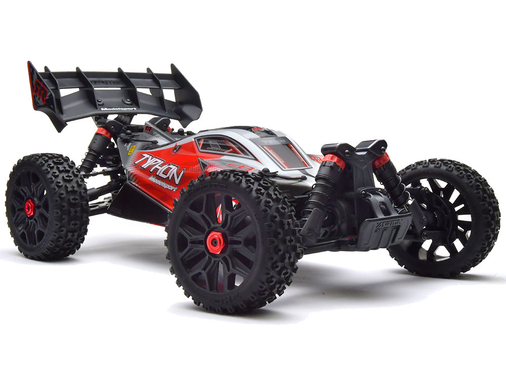 Arrma 1/8 Typhon 3S BLX 4x4 Brushless Buggy RTR AR102696