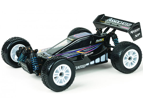 Associated Reflex 1/18 Buggy RTR - Black AS20109B