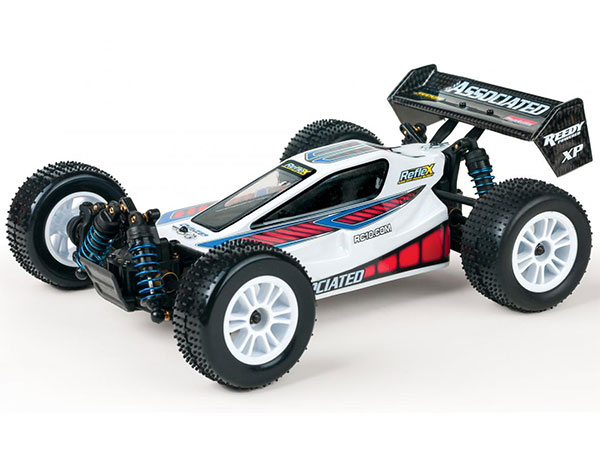 Associated Reflex 1/18 Buggy RTR - White AS20109W