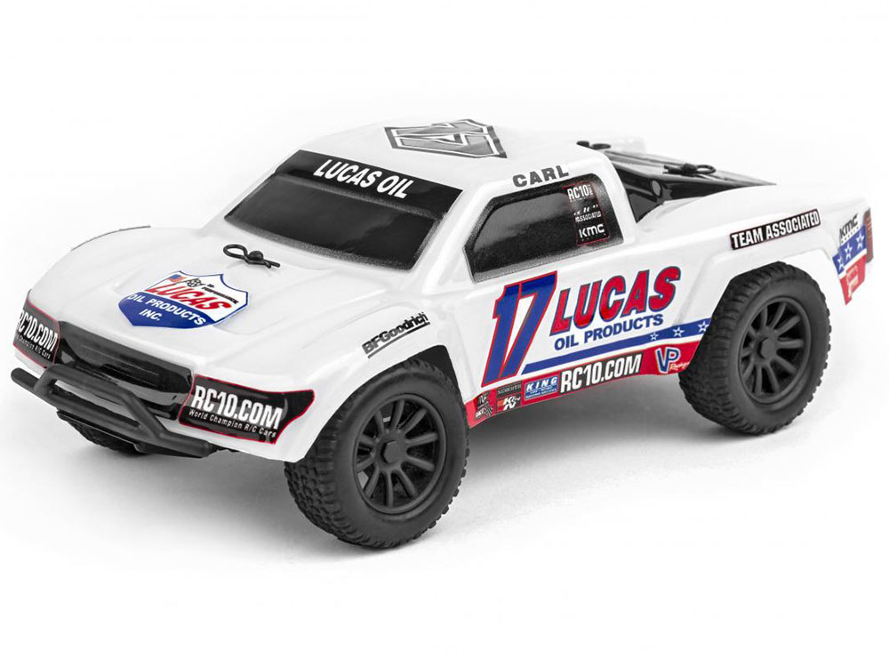 Associated SC28 RTR Lucas Oil Edition Short Course AS20150