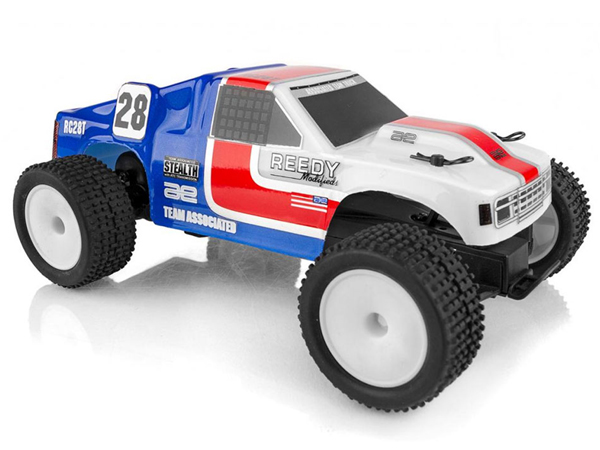 Associated Qualifier Series RC28 Truggy AS20151