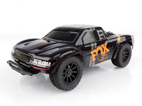 Associated RC28 RTR Fox Edition Short Course AS20154