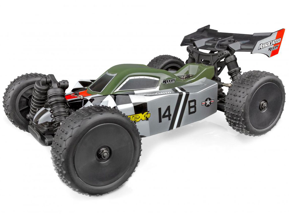 Associated Reflex 14B Brushless RTR Buggy AS20175