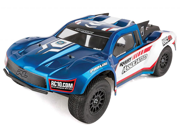 Associated RC10SC6.1 Team Kit Short Course Truck AS70007