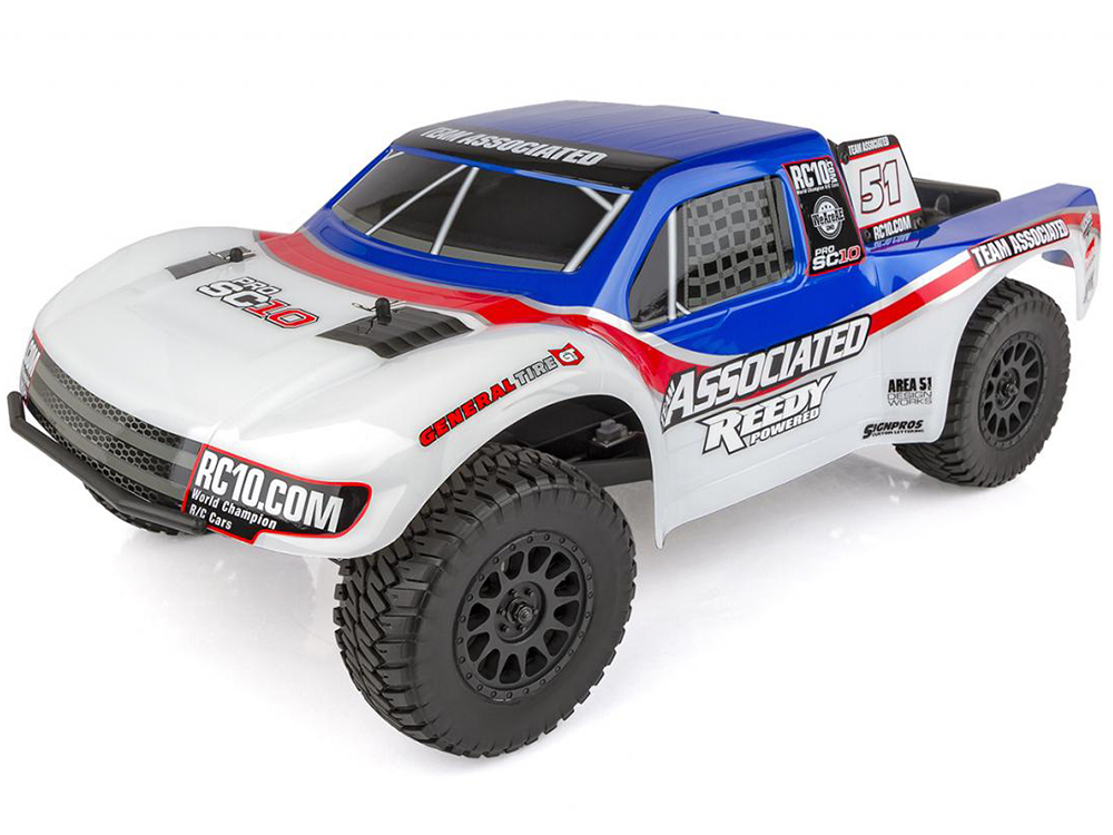 Associated ProSC10 AE Team RTR  AS70016