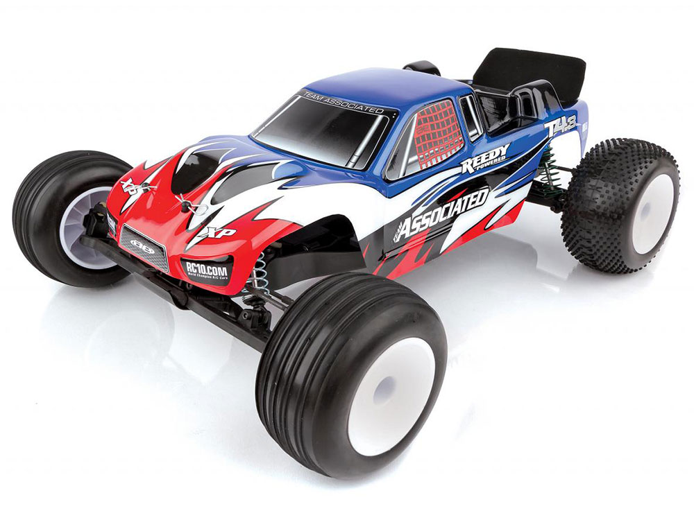 Associated RC10T4.3 RS RTR Brushless 2.4ghz Truck AS7058