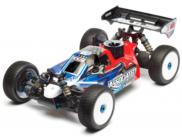 Associated RC8B3 Nitro Team Kit AS80914