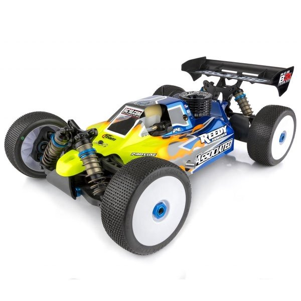 Team Associated RC8B3.1 Team Kit 1/8 Nitro Buggy AS80935