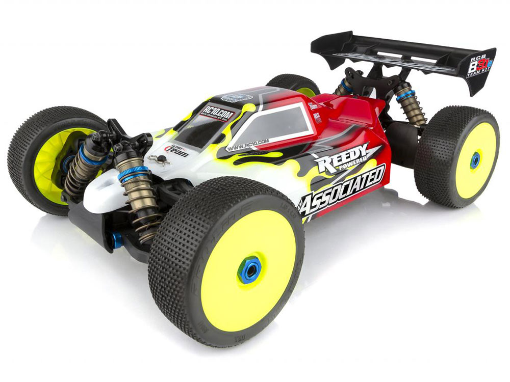 Associated RC8B3.1e Team Kit 1/8 Electric Buggy AS80936
