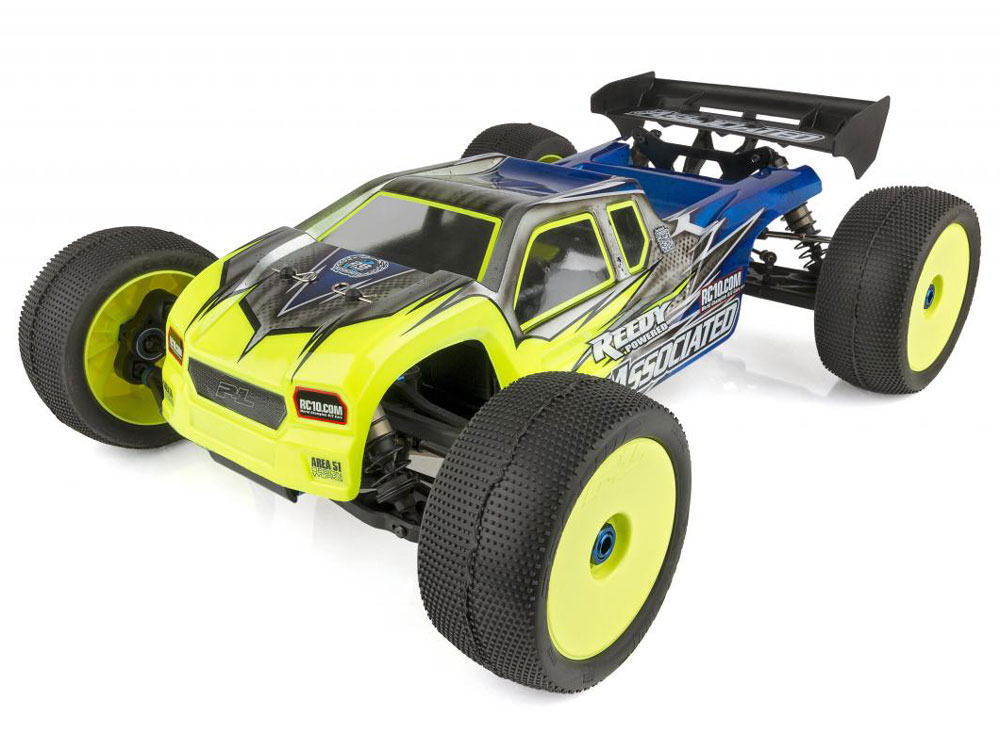 Associated RC8T3.1 Team Kit 1/8 Nitro Truggy AS80937