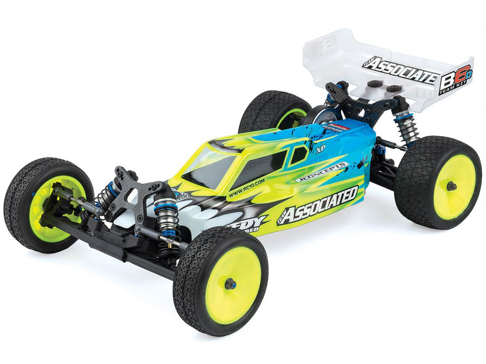 Associated RC10B6D Team Kit AS90012