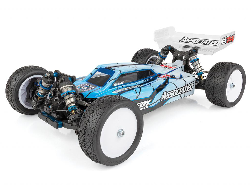 Associated RC10B74 Team Kit AS90026