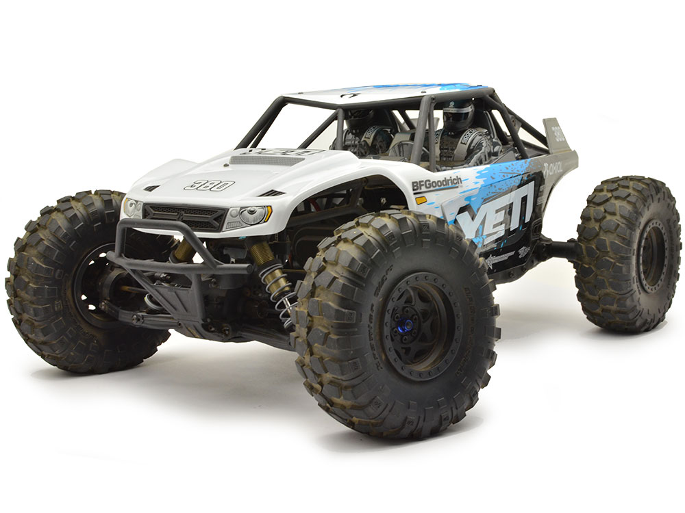 Axial Yeti 1/10 4WD Brushless Rock Racer 2.4GHz RTR AX90026