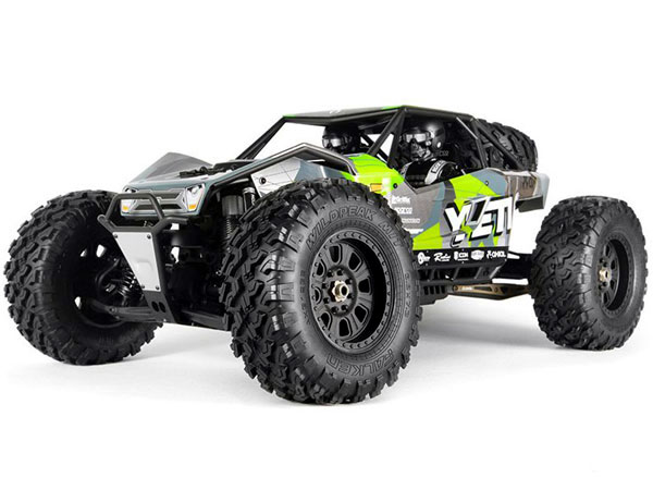Axial Yeti XL 1/8th Scale Electric 4WD - Kit  AX90038