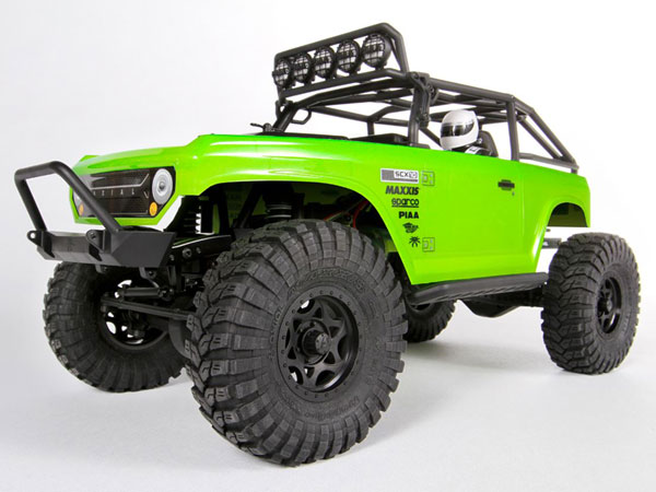 Axial 1/10th Scale SCX10 Deadbolt 4WD RTR AX90044