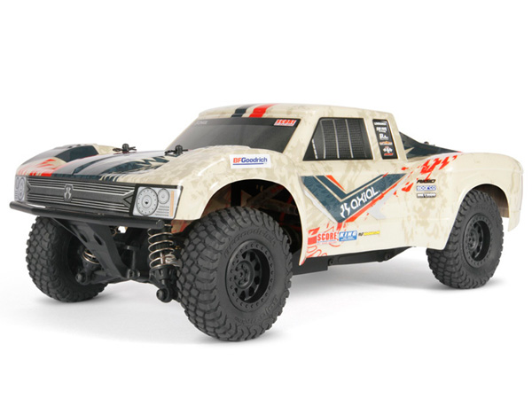 Axial Yeti Jr. SCORE Trophy Truck 1/18th Scale Electric 4WD - RTR  AX90052
