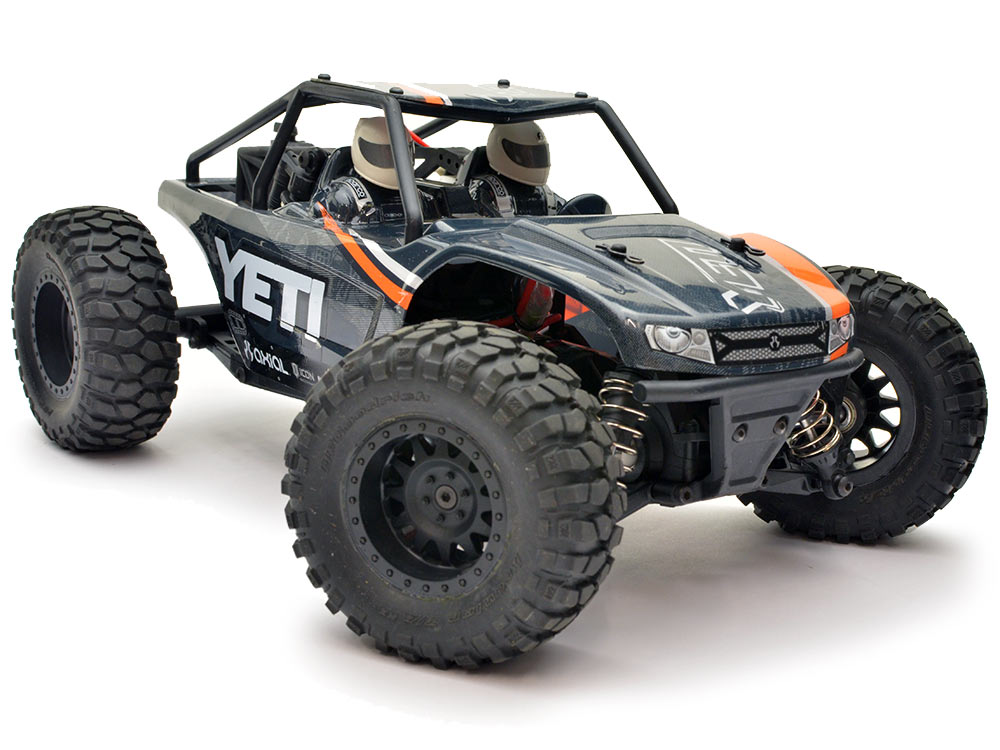 Axial Yeti Jr. 1/18th Scale Electric 4WD - RTR  AX90054