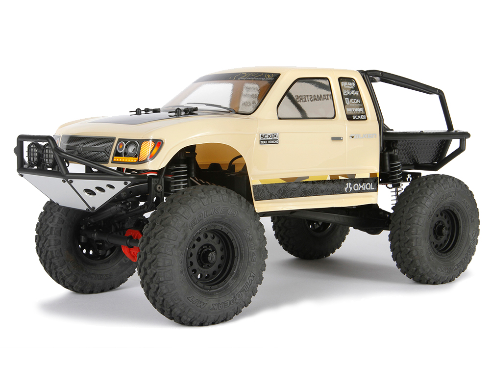 Axial SCX10 II Honcho 1/10th 4WD RTR Rock Crawler AX90059