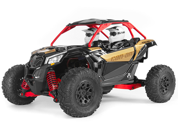 Axial Yeti Jr. Can-Am Maverick X3 X RS Turbo R 1/18th Scale Electric 4WD AXI90069