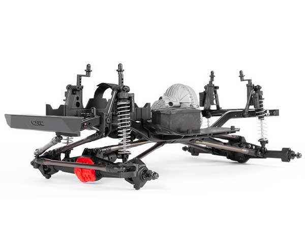 Axial SCX10 II Raw Builders Kit AXI90104