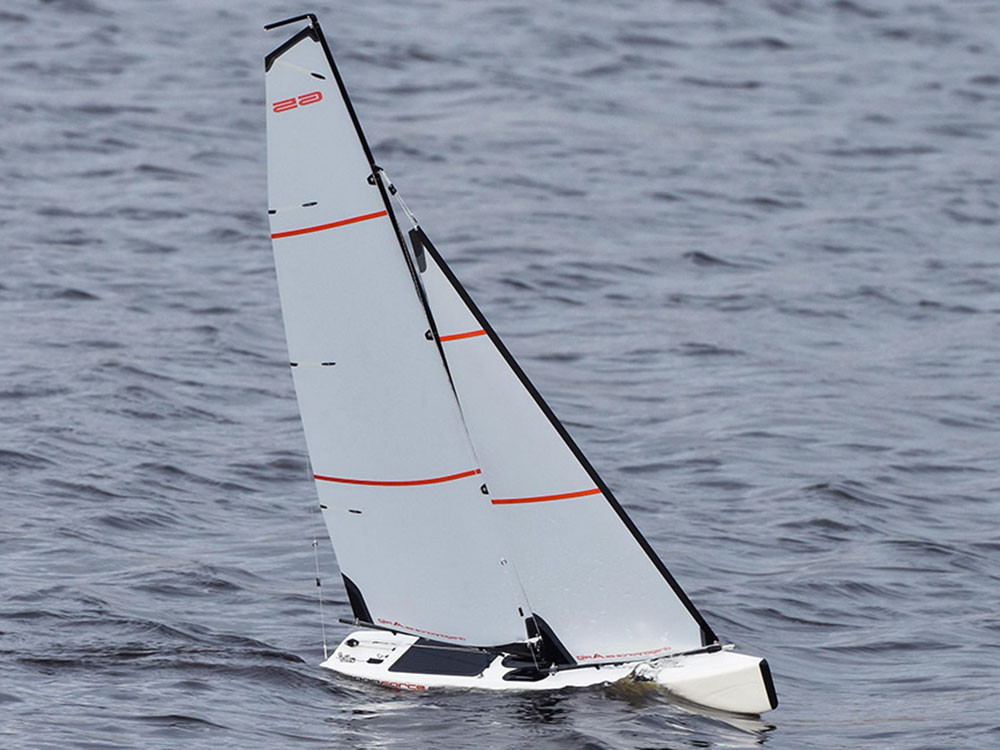 Joysway Dragon Force 65 V6 Yacht RTR 2.4Ghz B-JS-8815
