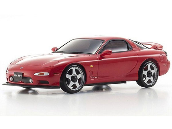 Kyosho Mini Z MA020 Sports 4wd Mazda RX7 FD3S - Red 32129R