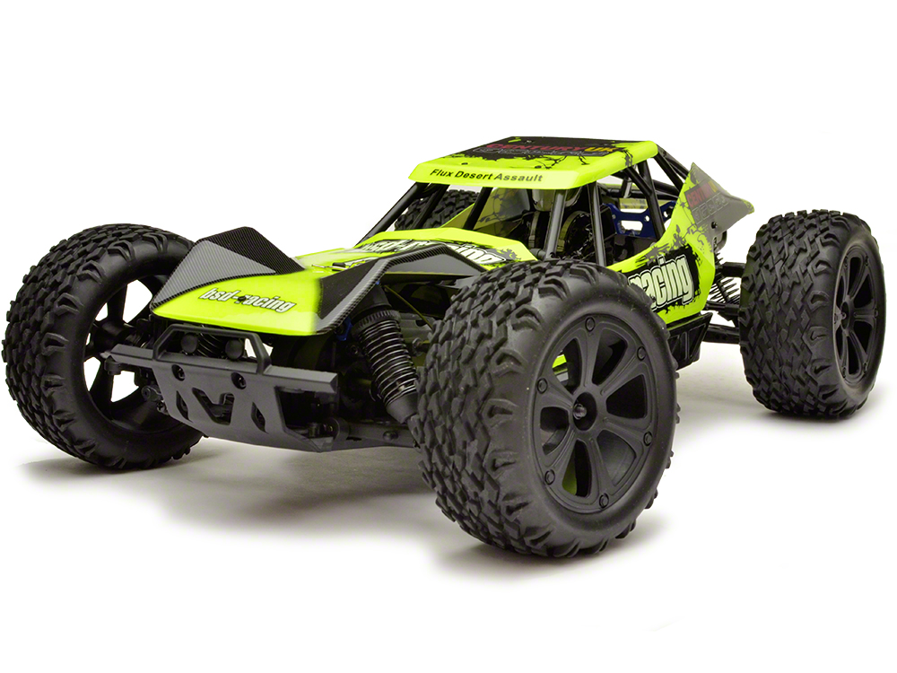 BSD Racing Flux Desert Assault V2 Buggy RTR - Brushless 1-BS218R