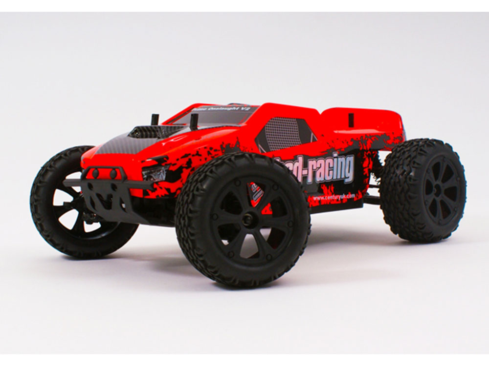 BSD Racing Prime Onslaught V2 Truck 4WD 1/10th with 7.2v NiMH 1-BS220T