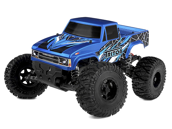 Corally TriTon SP 2WD Monster Truck 1/10 Brushed RTR C-00250