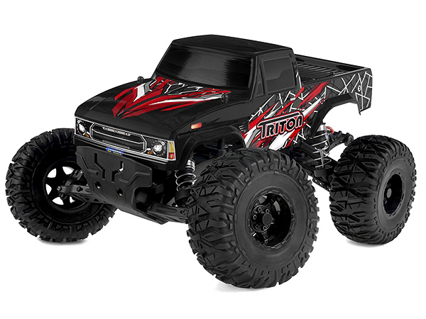 Corally TriTon XP 2WD Monster Truck 1/10 Bushless RTR C-00251