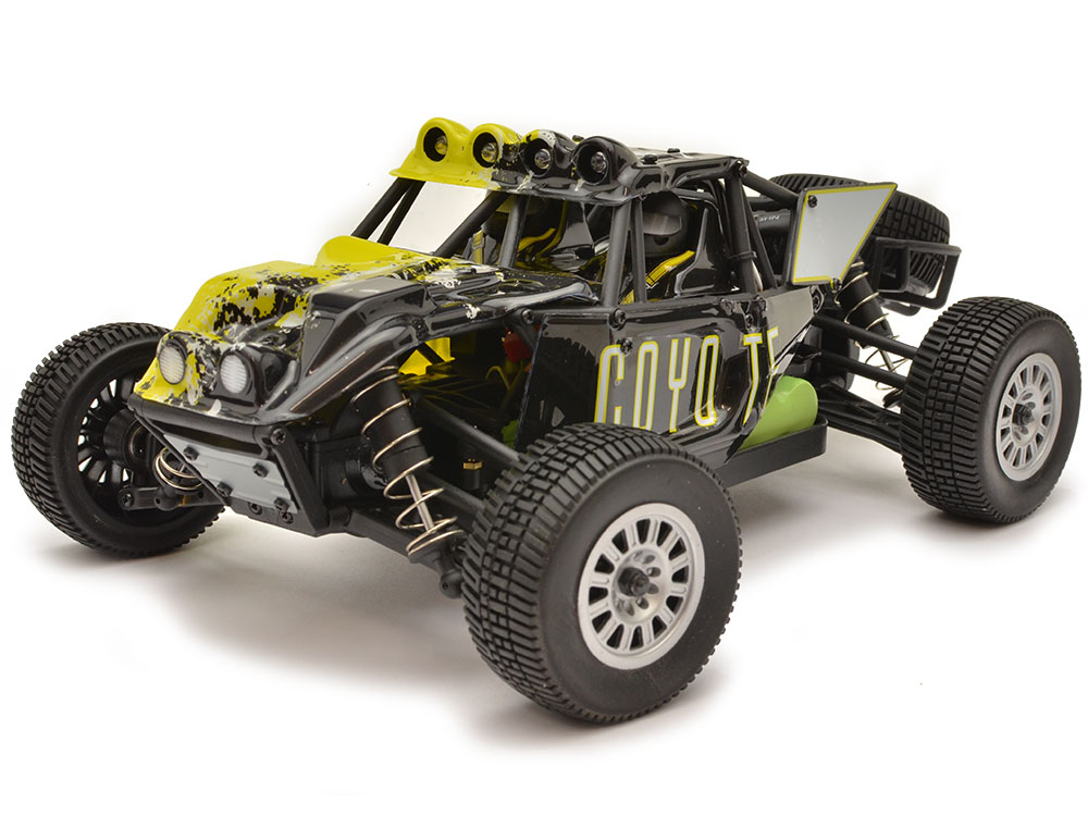 Ripmax Coyote 1/18th Truggy EP C-RMX0050