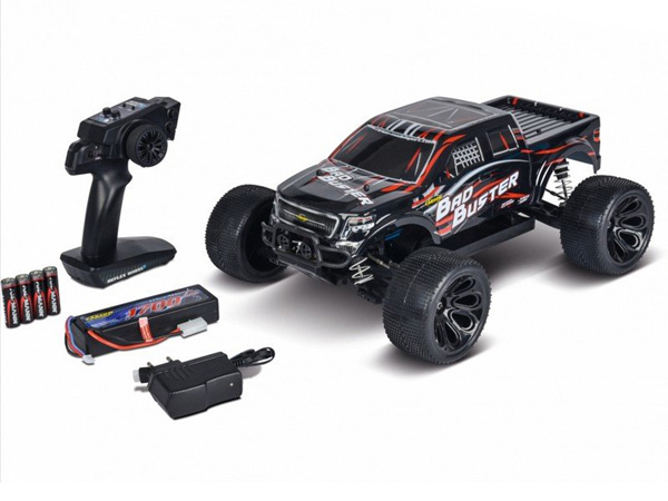 Carson Bad Buster 4wd X10 2.4ghz RTR C402127