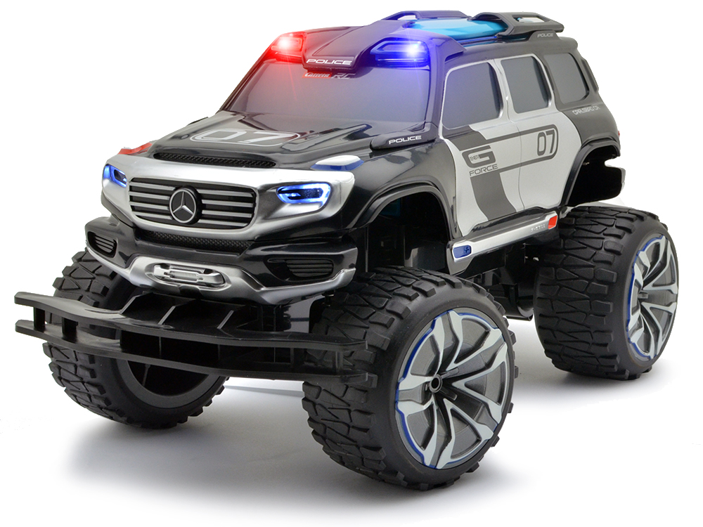 Carrera Mercedes Benz Ener-G Force - Police CA142030