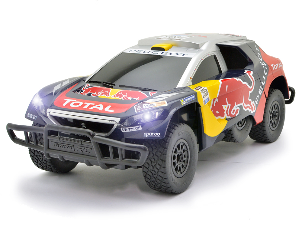 Carrera Peugeot Paris Dakar Red Bull Racer CA162106