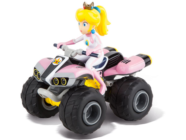 Carrera Nintendo Mario Kart 8 Quad Bike - Peaches CA200999